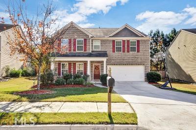Sugar Hill Single Family Home New: 6791 Pierless Avenue