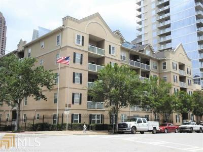 Atlanta Condo/Townhouse New: 1075 Peachtree Walk NE #A210