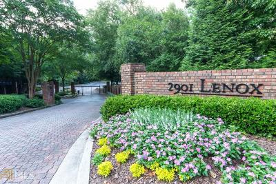 Atlanta Condo/Townhouse New: 2901 Lenox Rd #601