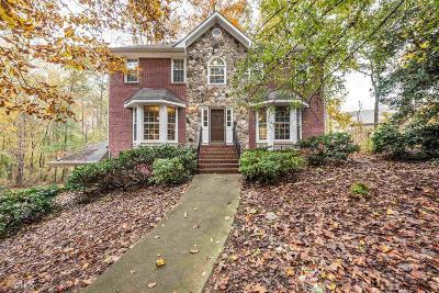 Marietta Single Family Home New: 3460 Ebenezer Road SE