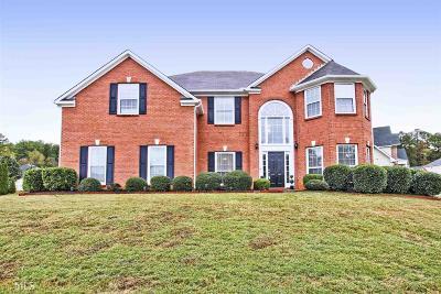 Covington Single Family Home New: 8187 Woodland