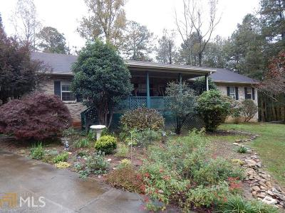 Dacula Single Family Home For Sale: 100 Sweet Auburn Ln