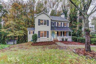 Marietta Single Family Home New: 4505 Pine Hill Terrace