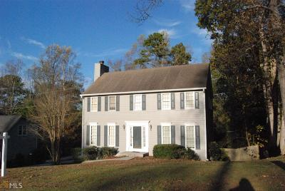 Lawrenceville Single Family Home New: 1961 Sumter Court