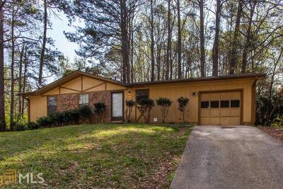 Lithonia Single Family Home New: 5788 Bobbin Ln