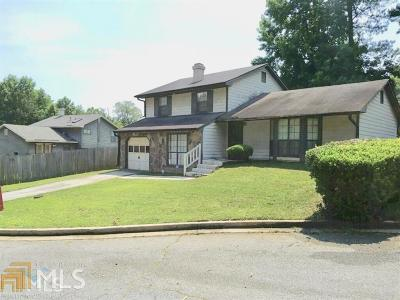 Lithonia Single Family Home New: 2270 Ridge Trails