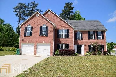 Conley Single Family Home Under Contract: 4511 Abram Way