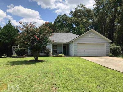 Statham GA Single Family Home New: $170,000