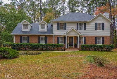 Fayetteville Single Family Home Under Contract: 110 Carrie Ct