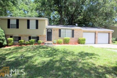 Atlanta Single Family Home New: 6980 Kimber Mill Road