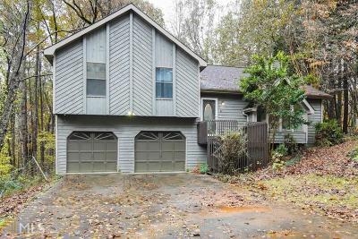 Acworth Single Family Home New: 6171 Emerald Springs Way
