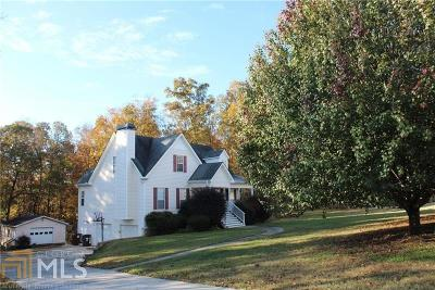 Winston Single Family Home Under Contract: 8855 Mae Ct