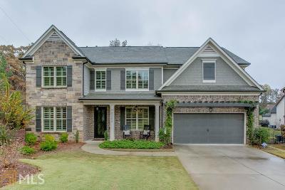 Buford  Single Family Home For Sale: 5203 Wild Cedar Dr