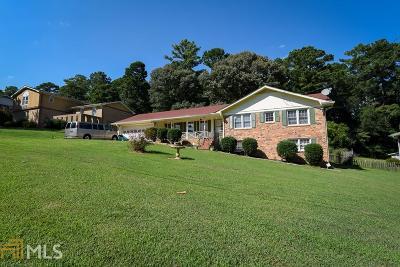 Stone Mountain Single Family Home New: 5141 Vivid Dr