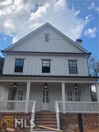 Atlanta Single Family Home New: 1910 Park Chase Lane