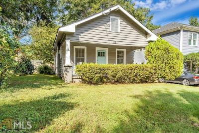 Decatur Single Family Home Under Contract: 118 N 4th Ave