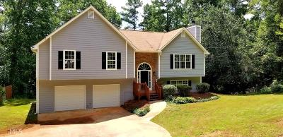 Douglasville GA Single Family Home New: $192,000