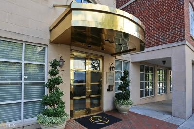 Condo/Townhouse Under Contract: 77 Peachtree Pl #312