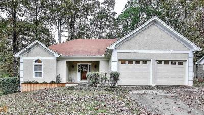 Conyers Single Family Home New: 1913 Courtney Lake Dr
