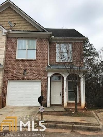 Stone Mountain Condo/Townhouse New: 4898 Pinnacle Dr #15
