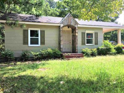 Atlanta Single Family Home New: 733 NW Hamilton E Holmes Dr