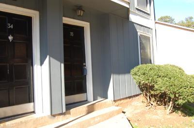 Norcross Condo/Townhouse For Sale: 2340 Beaver Ruin Rd #35