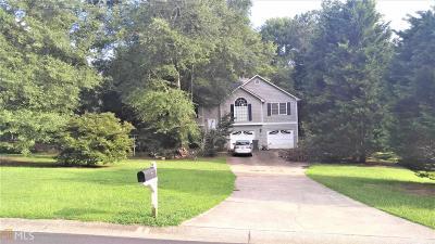 Villa Rica GA Single Family Home New: $123,900