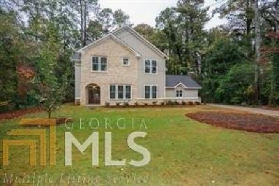 Decatur Single Family Home For Sale: 2996 Ramble Ln