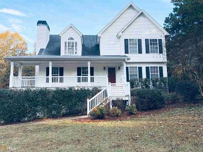 Dallas GA Single Family Home New: $209,900