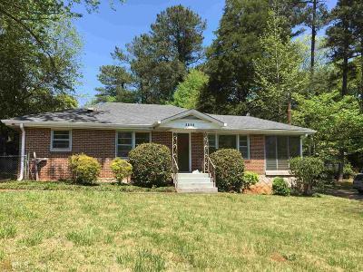 Atlanta Single Family Home New: 3030 SE Memorial Dr