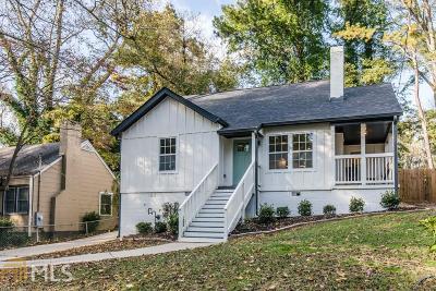 Atlanta Single Family Home New: 1769 S Olympian