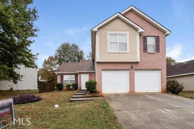 Lithonia Single Family Home New: 5930 Idlewood Place