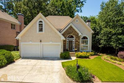 Atlanta Single Family Home New: 1033 Spalding Club Court