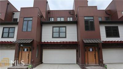 Atlanta Condo/Townhouse New: 1850 Brooks Dr #151