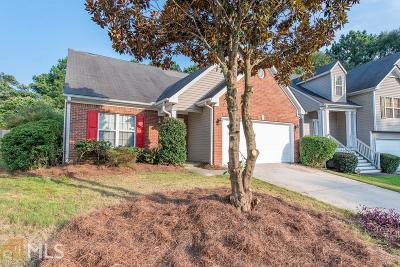 Decatur Single Family Home New: 2161 Wingfoot Pl