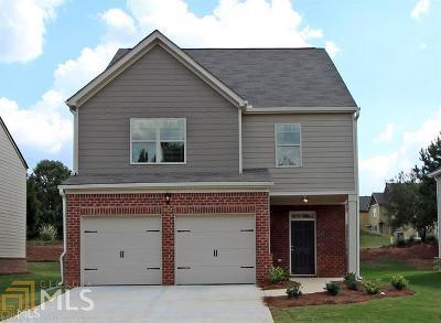 Mcdonough Single Family Home New: 165 Sunland Blvd