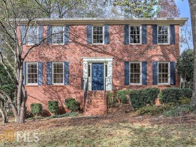 Lilburn Single Family Home For Sale: 1117 Saybrook Cir