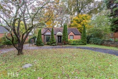 Decatur Single Family Home New: 2059 Cogar Dr
