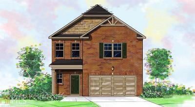 Mcdonough Single Family Home New: 129 Sunland Blvd