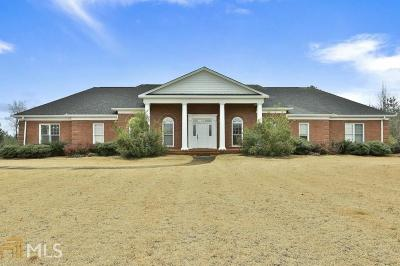 Bowdon Single Family Home Under Contract: 1400 Indian Creek Rd