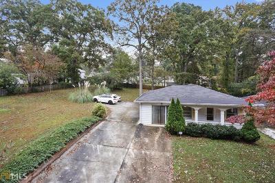 Scottdale Single Family Home Back On Market: 781 McLendon Dr