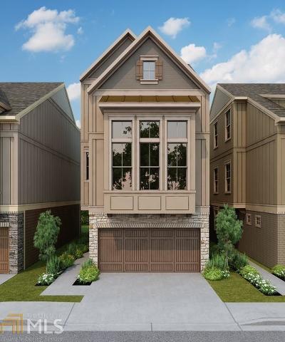 Smyrna Single Family Home For Sale: 1021 Kirkland Cir