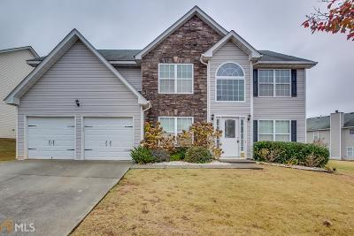 Snellville Single Family Home New: 4956 Bottle Brush Court