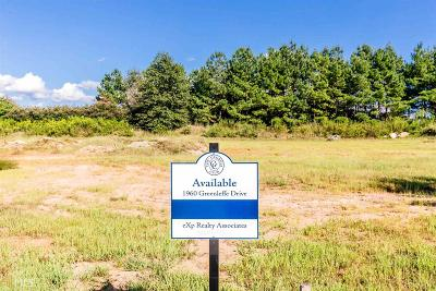Statham Residential Lots & Land New: 1960 Greenleffe Dr.