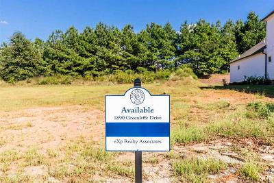 Statham Residential Lots & Land New: 1890 Greenleffe Dr.