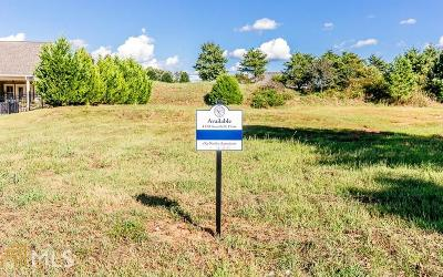 Statham Residential Lots & Land New: 1320 Greenleffe Dr.