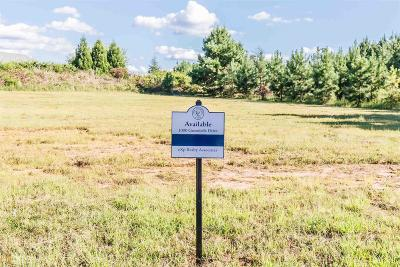 Statham Residential Lots & Land New: 1000 Greenleffe Dr.