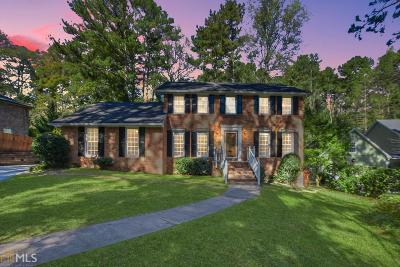 Stone Mountain Single Family Home For Sale: 5457 Aucilla Crk Ln