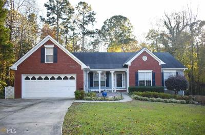 Buford Single Family Home New: 4037 Gables Ct