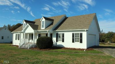 Winder Single Family Home New: 366 Kay Dr